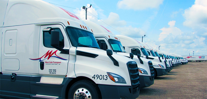 Regional CDL A Truck Driver - Arlington Heights, IL - West Side Transport